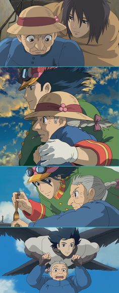Howl's Moving Castle picture ^ ^ 3