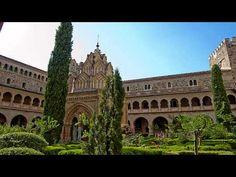 CANTO GREGORIANO.- Monjes del Monasterio de Santo Domingo de Silos (2) - YouTube