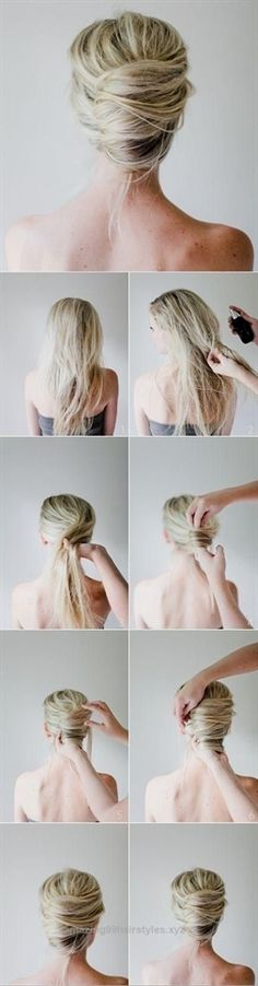 Insane Unique 5-Minute DIY Brilliant Hairstyles To Save Your Time!  The post  Unique 5-Minute DIY Brilliant Hairstyles To Save Your Time!…  appeared first on  Amazing Hairstyles .
