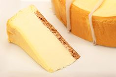 Gâteau fromage nature / Plain Cheesecake