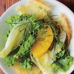 Fennel and Orange Salad with Lemon-Ginger Vinaigrette