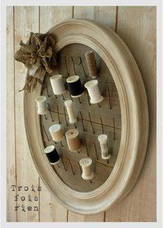 Ositodetrapo: Rincones de costura e ideas de almacenaje