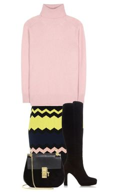 """""""TFP Mix <3"""" by burlsgurl ❤ liked on Polyvore featuring River Island, Tomas Maier, Dune and Chloé"""