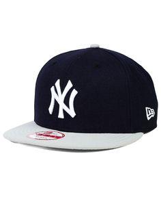 New Era New York Yankees 9FIFTY Snapback Cap Henleys f5d469d063ff