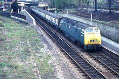 Railways in Worcestershire Electric Locomotive, Diesel Locomotive, E Electric, British Rail, Train Pictures, 1960s, World, Westerns, London