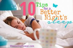 10 Tips for a Better