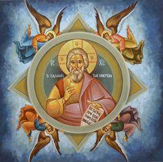 Jesus Christ Old of Days Orthodox Icons, Religious Art, Jesus Christ, Princess Zelda, Painting, Fictional Characters, Google, Backpacks, Saints
