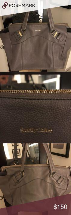 See by Chloe Grey Leather Bag See by Chloe Grey Leather Bag in excellent condition. See By Chloe Bags
