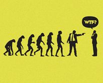 Cleverly Hilarious WTF Posters By Estudio Minga