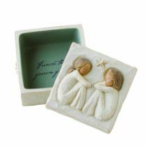 Double click on item to go to purchase page.  DEMDACO Willow Tree Friendship Keepsake Box  $15.96
