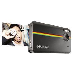 Recommended travel companion - Polaroid Instant Print Digital Camera Z2300. £150.