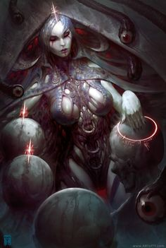 a collection of inspiration for settings, npcs, and pcs for my sci-fi and fantasy rpg games. Fantasy Girl, Fantasy Warrior, Dark Fantasy Art, Fantasy Women, Fantasy Rpg, Fantasy Artwork, Dark Art, Best Wallpaper Iphone, Mobile Wallpaper