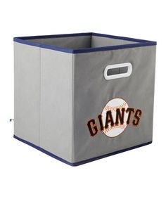 Take a look at this San Francisco Giants Storage Drawer by MyOwnersBox on #zulily today!
