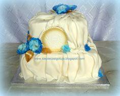 In my kitchen: Prymicyjny tort...