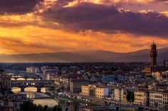 Florence - Italy (byVincent Moschetti)