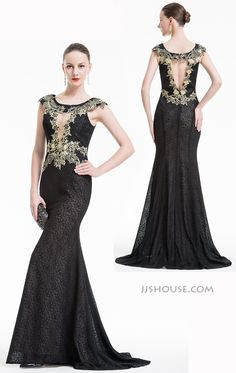 A nice option for occasions. #JJsHouse #Eveningdresses