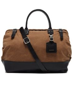 Bonobos actually stocks a great collection of men's work and travel bags.
