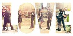 Love Story Board : JC & Rochelle 2013 by Mariaan Mare