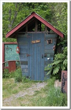 Many outbuildings are on the property...