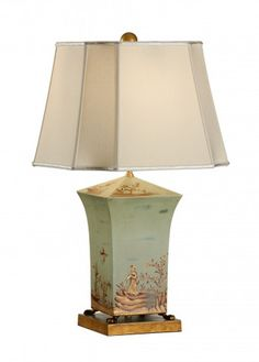 Madison Tole Lamp