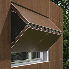 Horizontal folding shutter - Fusion by Like Blinds