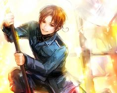 Such an awesome realistic pic of Italy!!! <3 <3 <3 #Hetalia #Italy