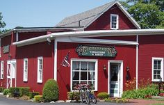 Grand Pacific Junction, Olmsted Falls, Ohio ~ Clementine's Garden Room & Victorian Tea