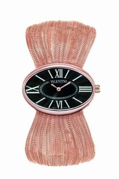 valentino rose gold watch .. oh so fab