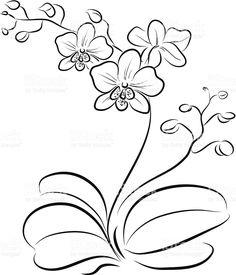 24 Fantastiche Immagini Su Fiori Stilizzati Flowers Paintings E