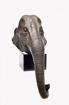 Renee Marcus Janssen - Indische Olifant