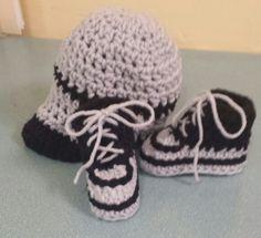 Set Of Crochet For Boy