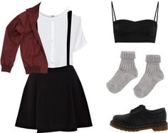 """""""wolfe"""" by bradlimarie on Polyvore"""