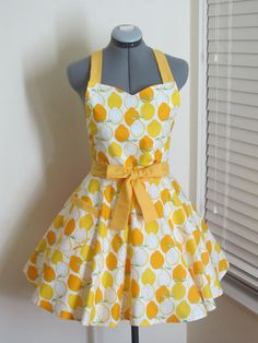 Lemons by AquamarCouture, $37.00