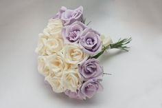 wedding bouquet bridesmaids flowers bridesmaid by FlowerDecoration, $28.00