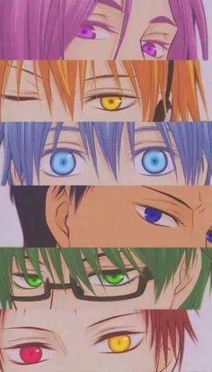 Kuroko's Basketball / Kuroko no Basket (黒子のバスケ) Basketball Drawings, Kuroko's Basketball, Anime Eyes, Manga Anime, Anime Art, Kuroko No Basket Characters, Anime Characters, Fictional Characters, Basket Drawing