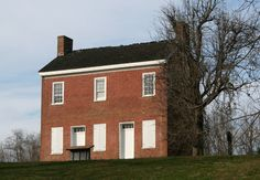 While Gordon gained a reputation in battle, his wife, Dolly, managed the land. The Gordon's planned to build a new home, which became one of the most elegant on the frontier at the time. Gordon sent letters describing his vision, and Dolly oversaw the construction. John returned to his completed home in 1818, but died a short time later. Dolly remained at their house until her death. Gordon House still stands at milepost 407.7 on the Natchez Trace Parkway.