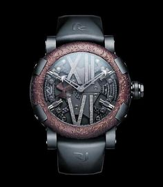 Two Romain Jerome's Limited Editions Commemorate Titanic