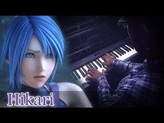 Kingdom Hearts 2.8 - Hikari MIX (PIANO)
