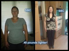 Coach Marcus - Independent Skinny Body Care Distributor: Laura lost 40 pounds with Skinny Fiber