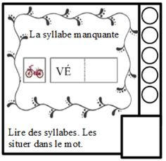 Ateliers CP - période 2 Primary Education, Health Education, Kids Education, French Language Lessons, French Worksheets, Drawing Conclusions, Teaching French, Practical Gifts, Daily 5