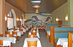 restaurant Ravintola Sea Horse, Kapteeninkatu 11, 00140 Helsinki. Puh. (09) 628 169.