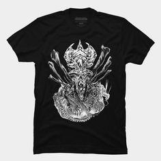 LONG LIVE THE QUEEN (black & White) T Shirt By BeastPop Design By Humans