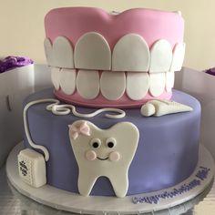 Dental Hygienist Cake