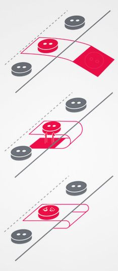 Hidden Button | Red Dot Design Award for Design Concepts