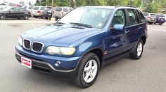 2003 BMW X5 3.0i Topaz Blue Metallic | Seattle WA