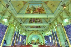 Igreja Matriz de Ametista do Sul.