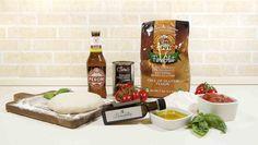 'Pizza Box' degli Sglutinati ai Gluten Free Days: il kit per fare in casa la Margherita di Marco Amoriello