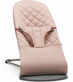 BabyBjorn Bouncer Bliss - Old Rose, Cotton