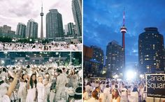 4th Annual Diner En Blanc Toronto Takes Over Harbourfront Centre | AmongMen