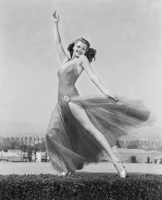 Rita Hayworth promoc